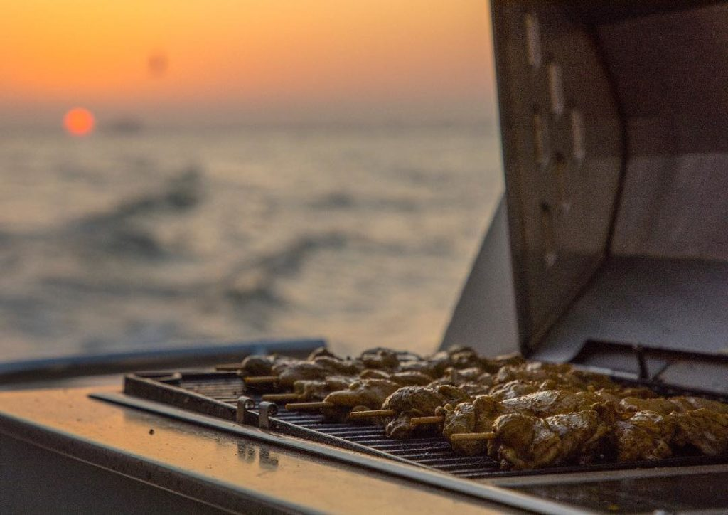 Live BBQ & Beer - Sunset Cruise in Goa