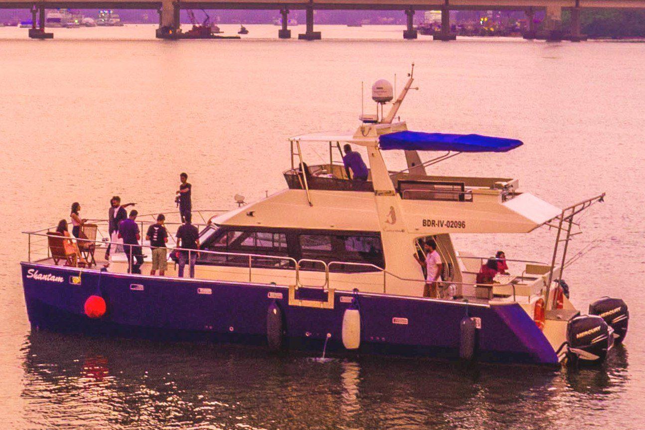Luxury Catamaran in Goa